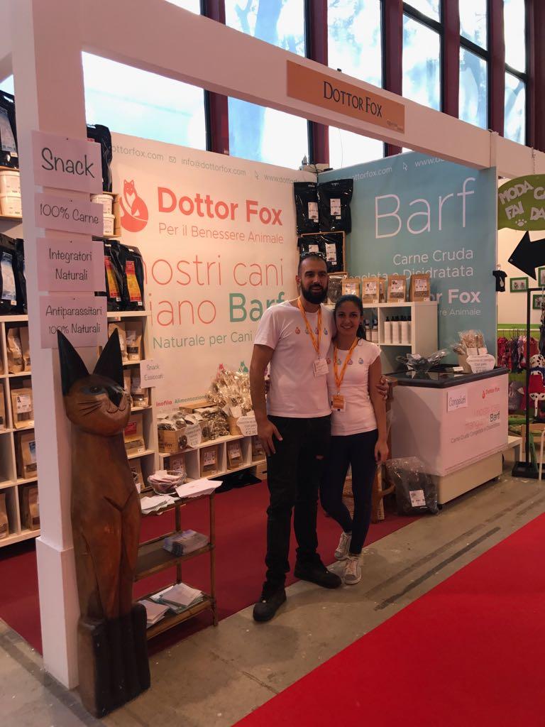 Dottor Fox al Quattro Zampe In Fiera,Napoli